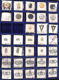Miscellaneous Military Pins (33)