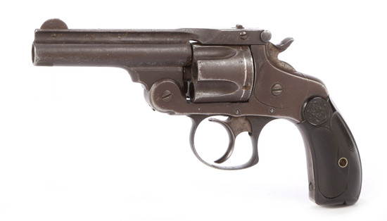 Smith & Wesson Model 2 in .38 Smith & Wesson