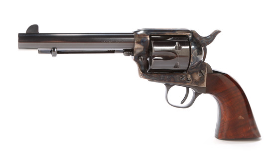 A. Uberti Single Action Army in .45 Long Colt