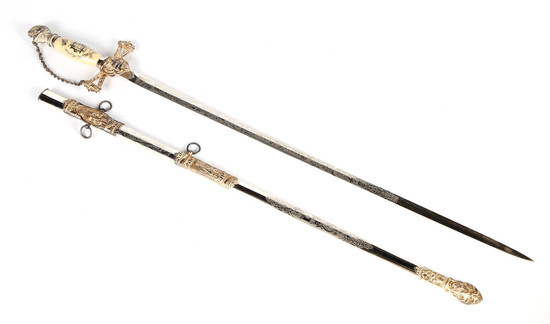 M.C. Lilley & Co. Sword