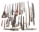 Bayonets, Knives & Swords