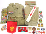Glen T. Bowers Boy Scout Collection
