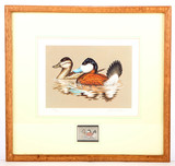 Federal Duck Stamp & Print