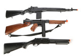 3 Air Rifles