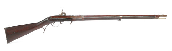J.H. Hall Harpers Ferry Rifle in .52 Caliber
