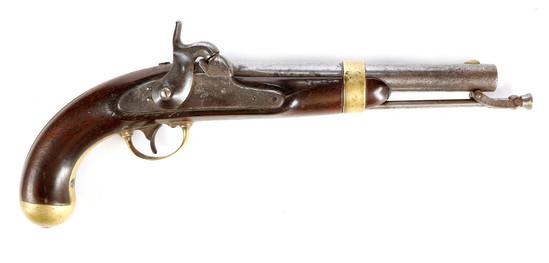 H. Aston Horse Pistol in .62 Caliber