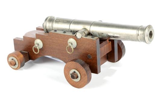 Traditions .50 Caliber Cannon