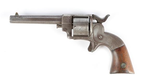 Allen & Thurber 6-Shot Revolver in .32 Rim Fire