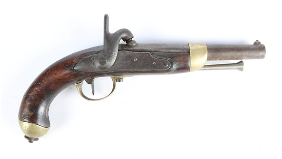 French Cavalry Horse Pistol in About .70 Caliber