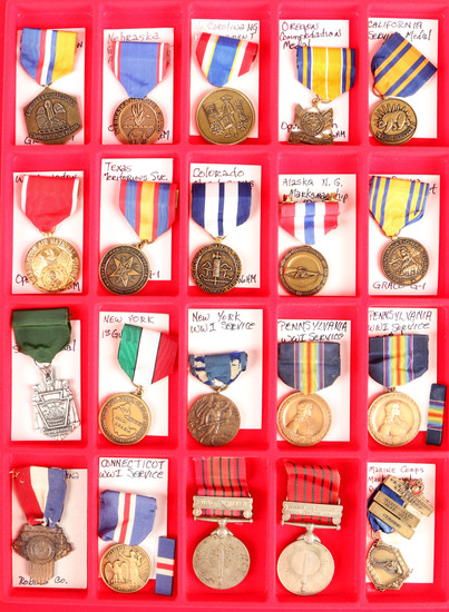 Military Medals (20)