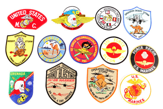Military Patches (13)