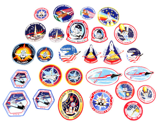 Space Shuttle Patches