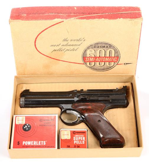Crossman Arms Co. Model 600 in .22 Caliber