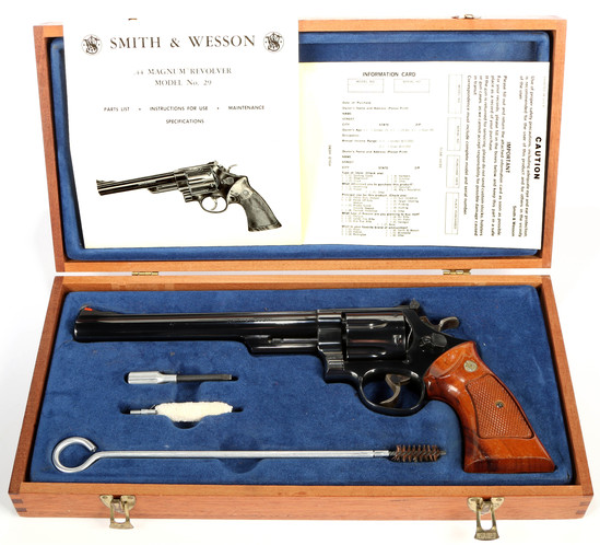 Smith & Wesson Model 29-2 in .44 Mag.