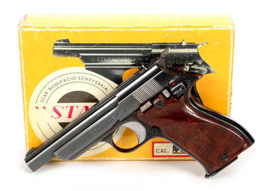 Star Model M22 in .22 Long Rifle