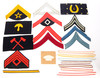 Military Patches/Chevrons (Felt)