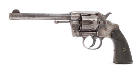 Colt DA41 Model 1892 in .41 Caliber
