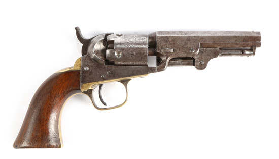 Colt Pocket Revolver in .36 Caliber