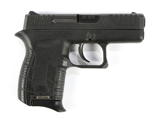 Diamond Back Firearms DB 380 in .380 ACP