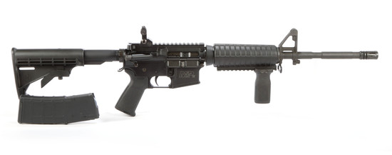 Smith & Wesson Model MP-15 in .223 Caliber