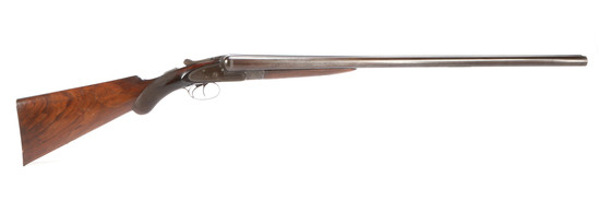 Clabrough Johnstone Double Barrel in 10 Gauge