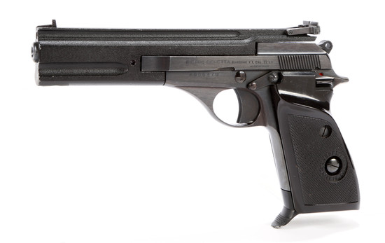 Beretta Model 76 in .22 Long Rifle