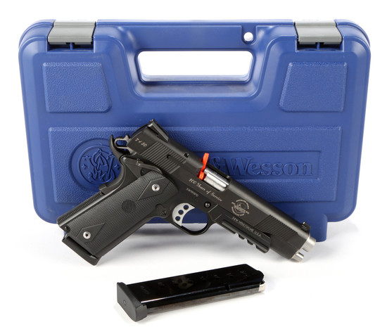 Smith & Wesson SW1911PD in .45 ACP