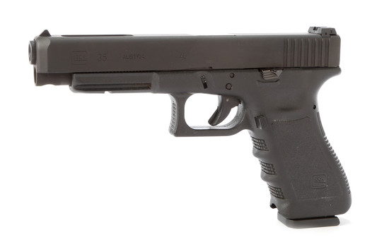Glock Model 35 in .40 Smith & Wesson