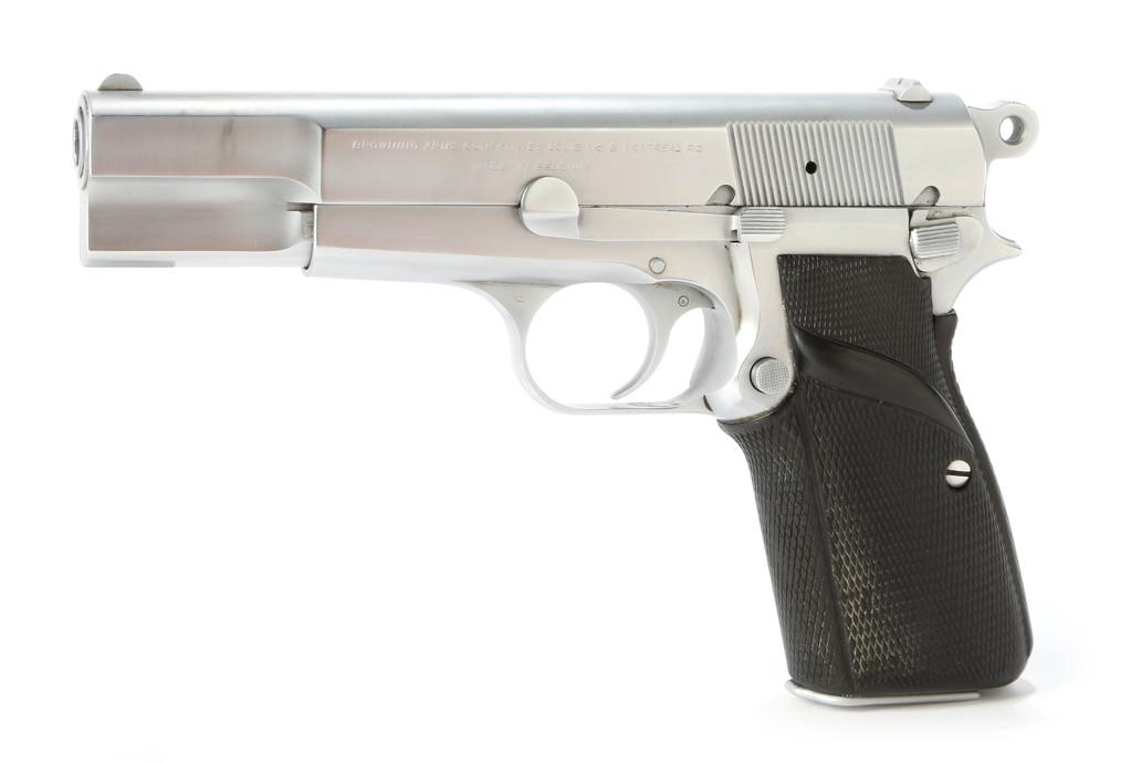 Browning Hi-Power in 9 MM Para.
