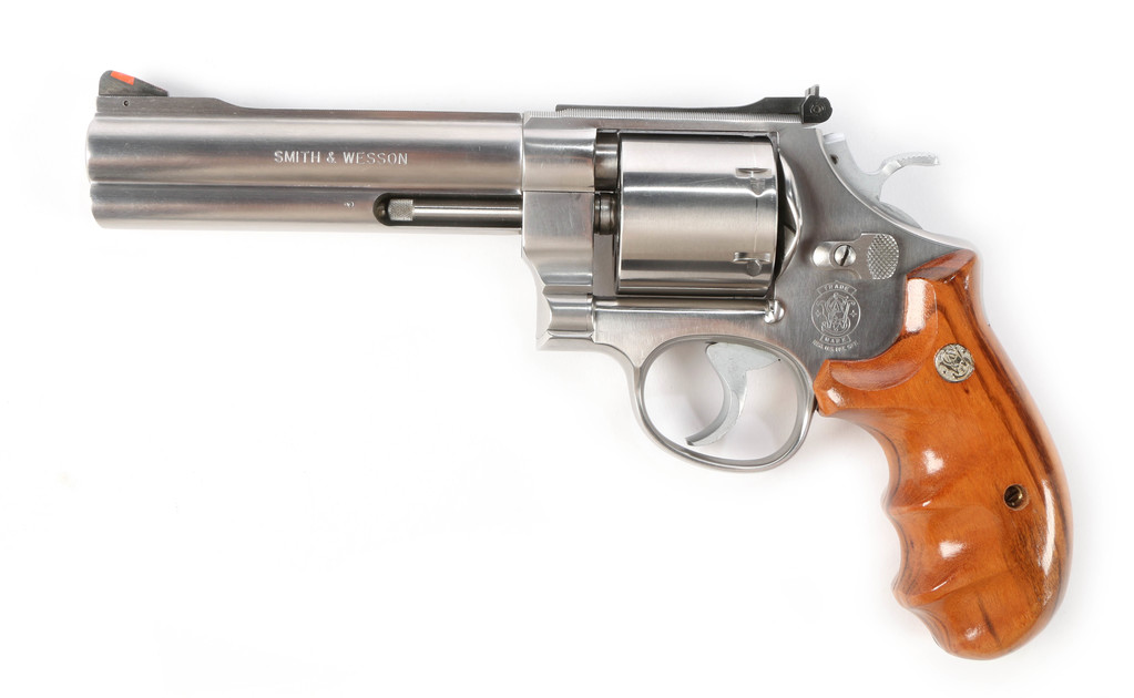 Smith & Wesson Model 627-0 in .357 Rem. Mag.
