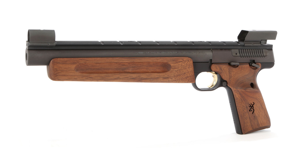 Browning Buck Mark Silouette in .22 Long Rifle