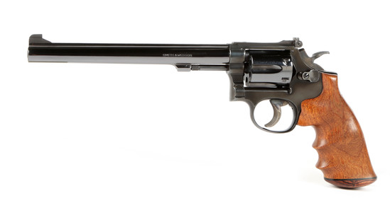 Smith & Wesson Model 17-4 in .22 Long Rifle