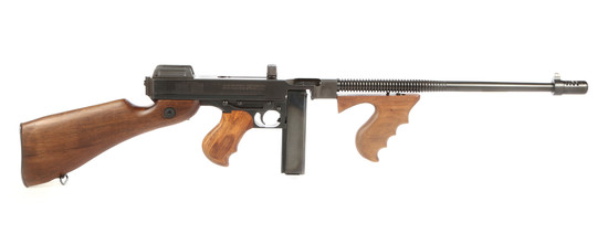 Auto-Ordnance Model 1927A1 Thompson in .45 ACP