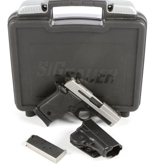 Sig Sauer P938 in 9mm