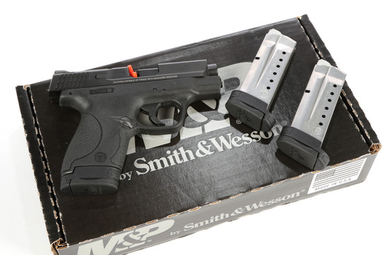 Smith & Wesson M&P Shield 9 in 9mm
