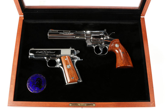 Colt Double Diamond Matching Set