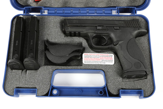 Smith & Wesson M&P 9 in 9mm