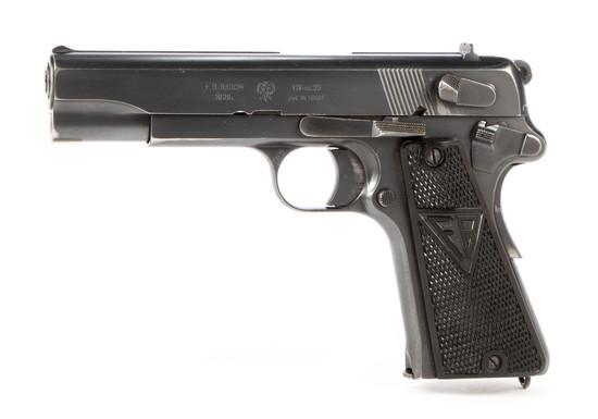 Slotted Polish Eagle F.B. Radom VIS 35 1939R in 9MM