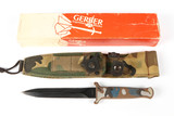 Gerber Guardian II Camouflage Knife