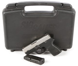 Sig Sauer P250 in 40 Smith & Wesson
