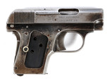 Colt Vest Pocket Pistol in .25 ACP