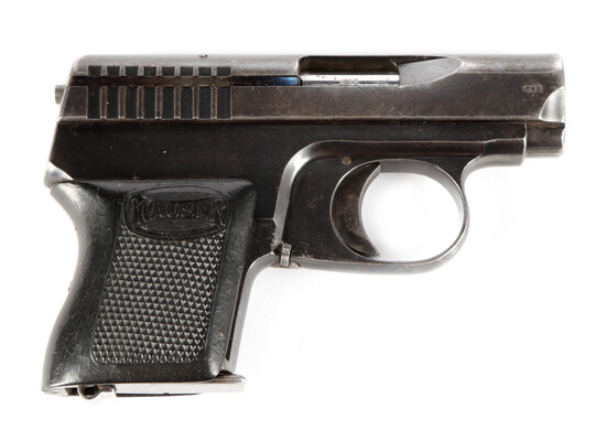 Mauser WTP1 in .25 ACP