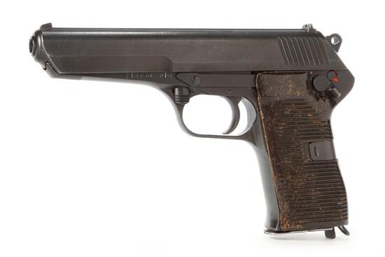 CZ Model 52 in 7.62 x .25 Caliber