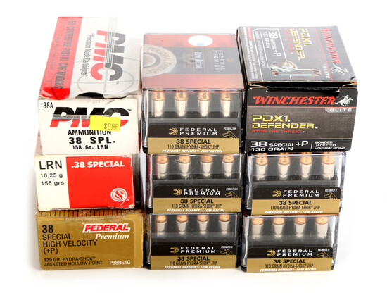229 Rounds .38 Special