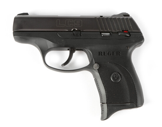 Ruger LC9 in 9MM