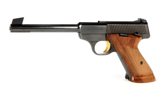 Browning Challenger in .22 Long Rifle