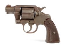 Colt Commando in .38 Special