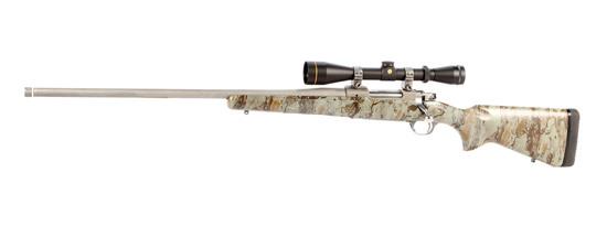 Ruger M77 Hawkeye in 6.5 Creedmore