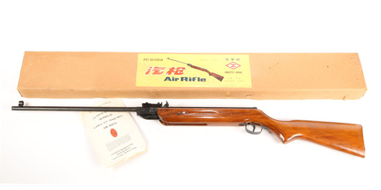 Chinese Model 62 in .177 Caliber Air Rifle