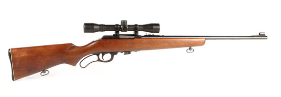 Marlin 56 in .22 Long Rifle